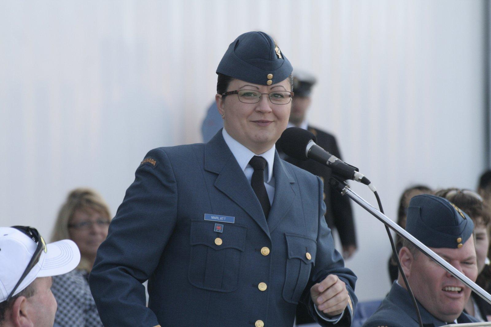 Major Marlatt