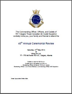 ACR Invitation