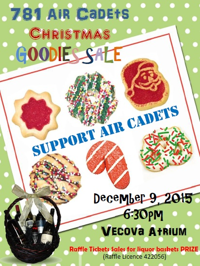 Bake Sale Flyer- 2015