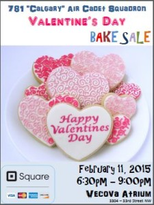 Bake Sale Valentines Day