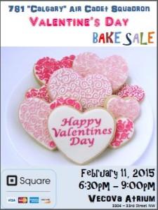 Valentine S Day Bake Sale February 11 2015 781 Calgary Royal